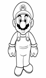 Colorir o Super Mario